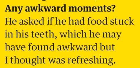 liam awkward