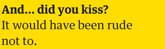 matt kiss