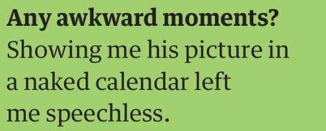 malik awkward