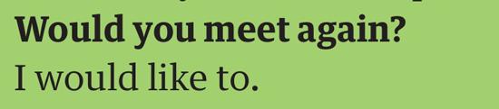 oliver meet