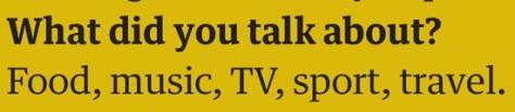 pete talk