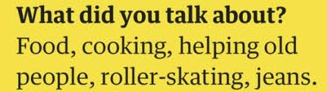 leigh talk