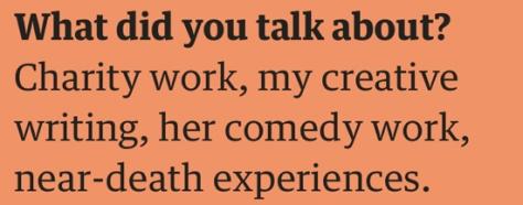 michael talk
