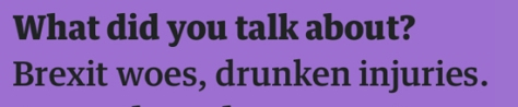 ellen talk
